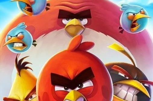 Angry Birds 2 для Андроид скачать бесплатно