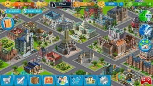 Приложение Airport City для Андроид