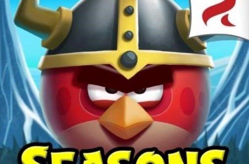 Angry Birds Season: Arctic Eggspedition для Андроид скачать бесплатно