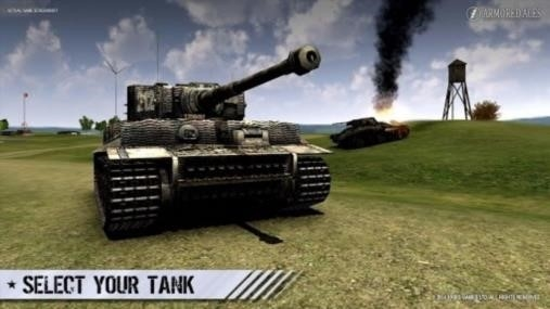 Armored Aces — 3D Tanks Online для Android