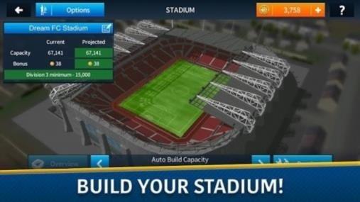 Dream League Soccer для Андроид