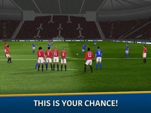 Dream League Soccer для Android