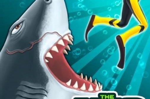 Hungry Shark Evolution для Андроид скачать бесплатно