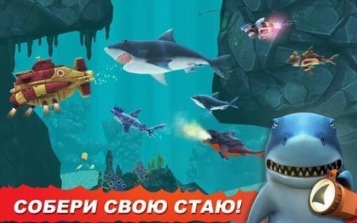 Hungry Shark Evolution для Андроид