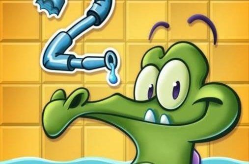 Крокодильчик свомпи 2 для Андроид скачать бесплатно