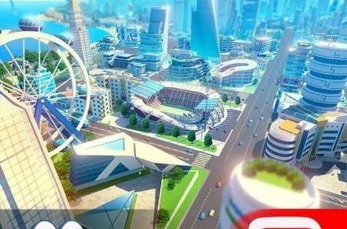 Little Big City для Андроид скачать бесплатно