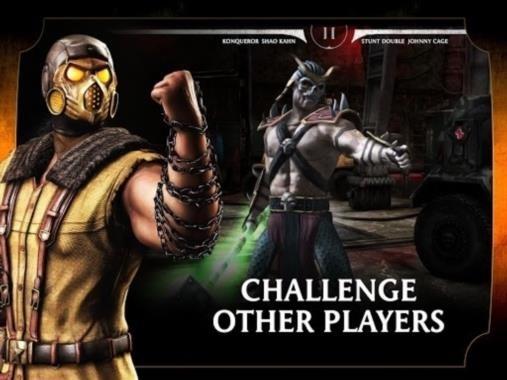Mortal Kombat X для Андроид