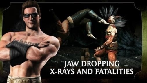 Mortal Kombat X для Android