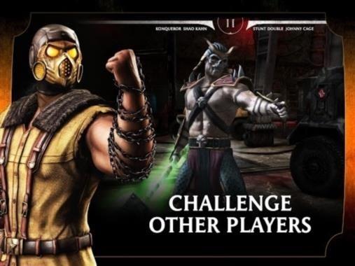 Приложение Mortal Kombat X для Андроид