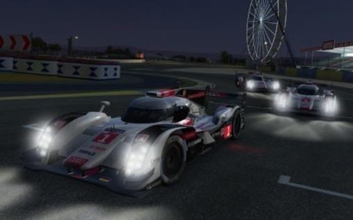 Скриншот Real Racing 3 для Андроид