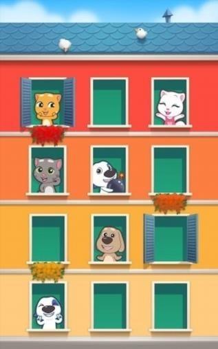 Приложение Talking Tom Cat 2 для Андроид