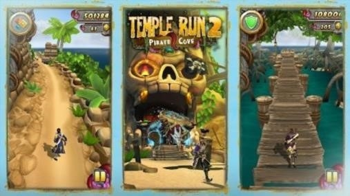 Скриншот Temple Run 2 для Андроид