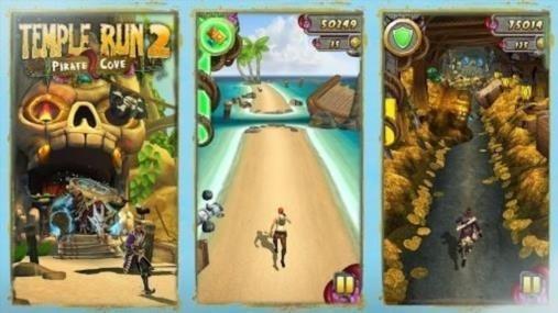 Приложение Temple Run 2 для Андроид