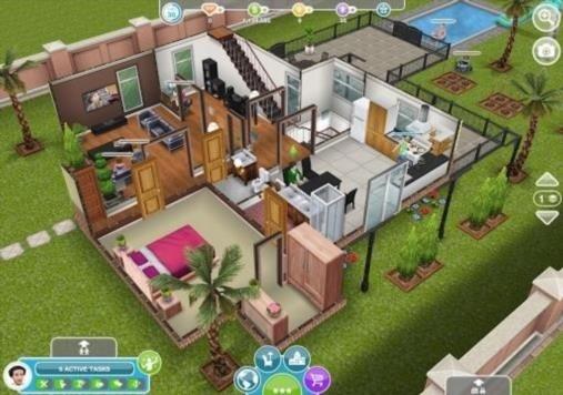 The Sims FreePlay для Андроид