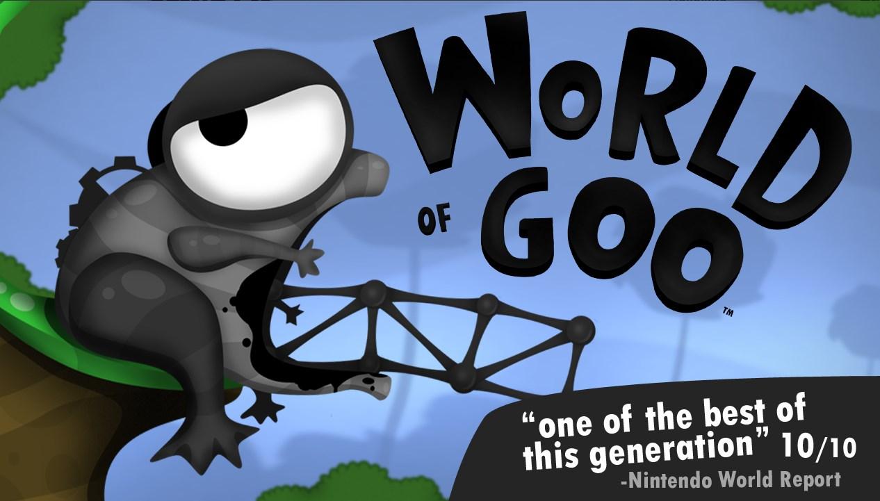Скриншот World of Goo для Андроид