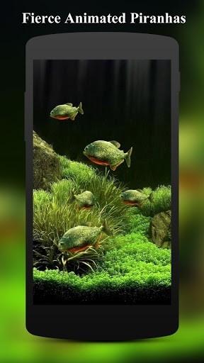 Приложение 3D Fish Aquarium для Андроид