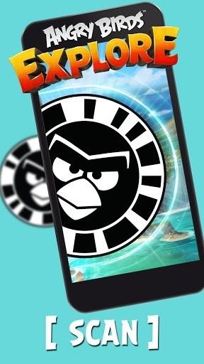 Скриншот Angry Birds Explore для Андроид