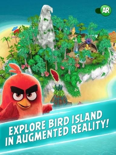 Angry Birds Explore для Андроид