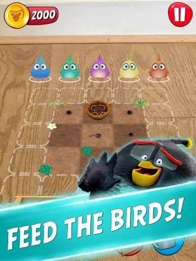 Angry Birds Explore для Android