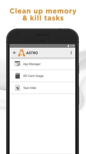 ASTRO File Manager Pro для Android