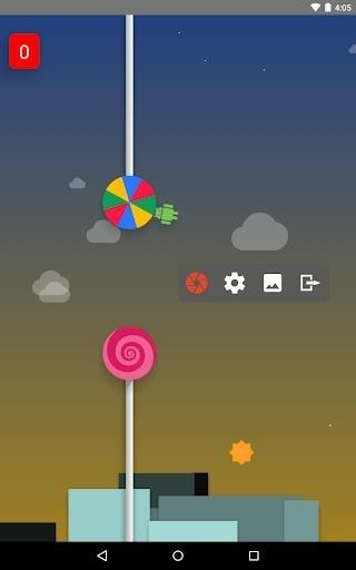 Скриншот AZ Screen Recorder — No Root для Андроид