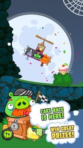 Приложение Bad Piggies HD для Андроид