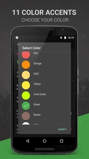 Приложение BlackPlayer EX для Андроид