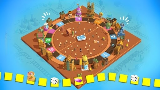 Скриншот Board Kings для Андроид