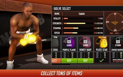 Скриншот Boxing Star для Андроид