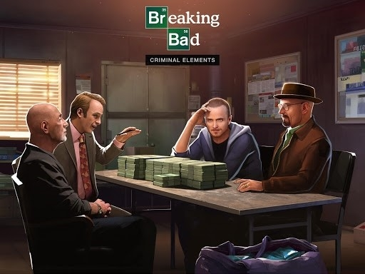 Приложение Breaking Bad: Criminal Elements для Андроид