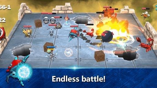 Bugs Infinity War для Андроид