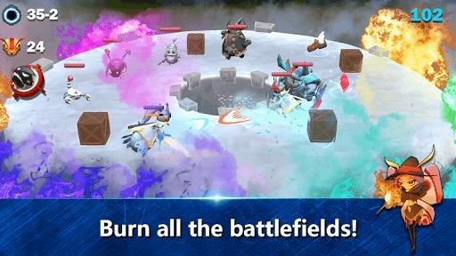 Приложение Bugs Infinity War для Андроид
