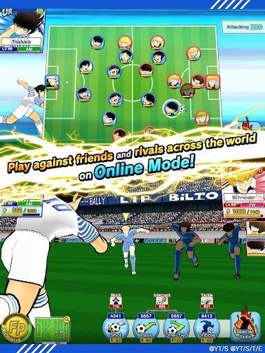 Captain Tsubasa: Dream Team для Андроид