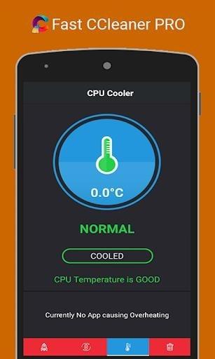 Скриншот CCleaner Pro для Андроид