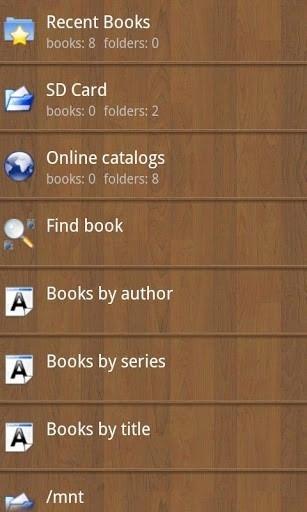 Cool Reader для Андроид
