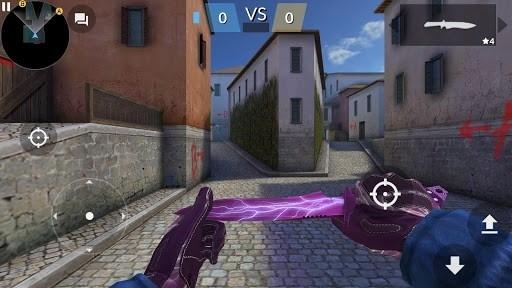 Скриншот Critical Strike для Андроид