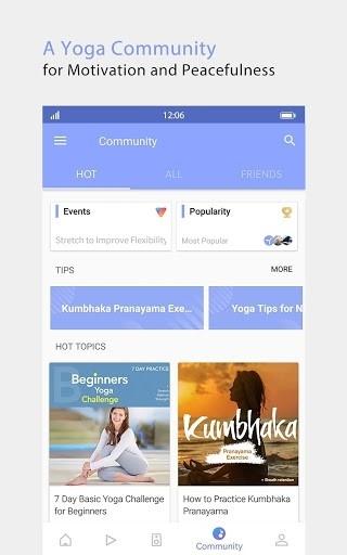 Daily Yoga (Ежедневная йога) — Yoga Fitness App PRO для Андроид