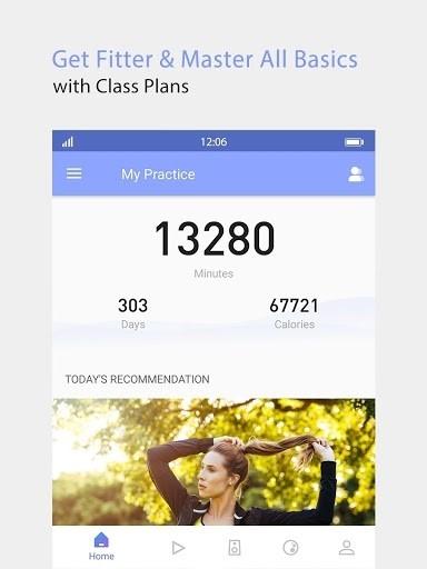 Приложение Daily Yoga (Ежедневная йога) — Yoga Fitness App PRO для Андроид