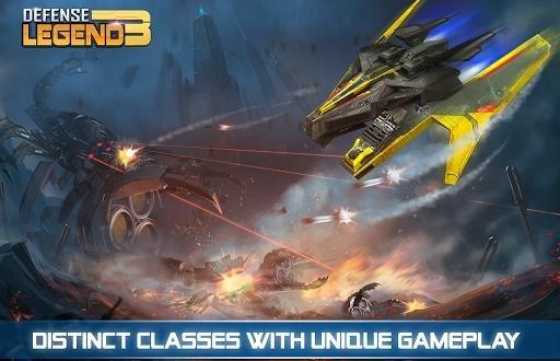 Defense Legend 3: Future War для Андроид