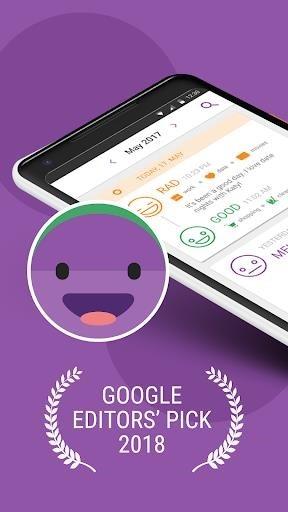Дневник — Трекер Настроения для Android