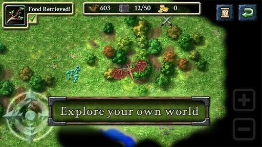 Скриншот Dragon Overseer для Андроид