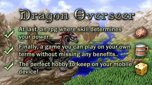 Dragon Overseer для Android