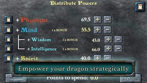 Приложение Dragon Overseer для Андроид
