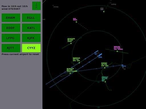 Скриншот Endless ATC для Андроид