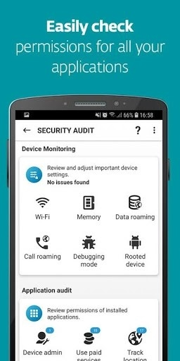ESET Mobile Security & Antivirus PREMIUM для Андроид