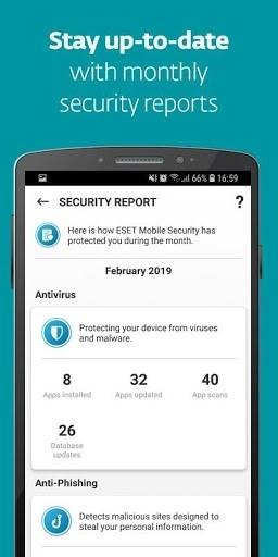 ESET Mobile Security & Antivirus PREMIUM для Android