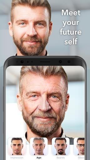 Приложение FaceApp для Андроид