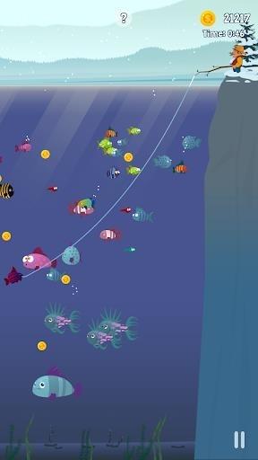 Скриншот Fisherman для Андроид