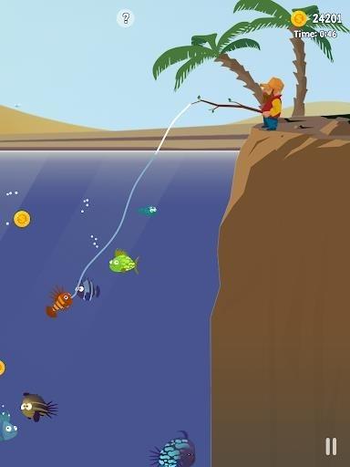 Fisherman для Андроид