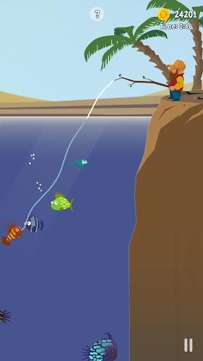 Fisherman для Android